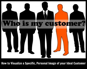 Who The Heck Are You Talking To? How to Visualize a Specific, Personal Image of your Ideal Customer
