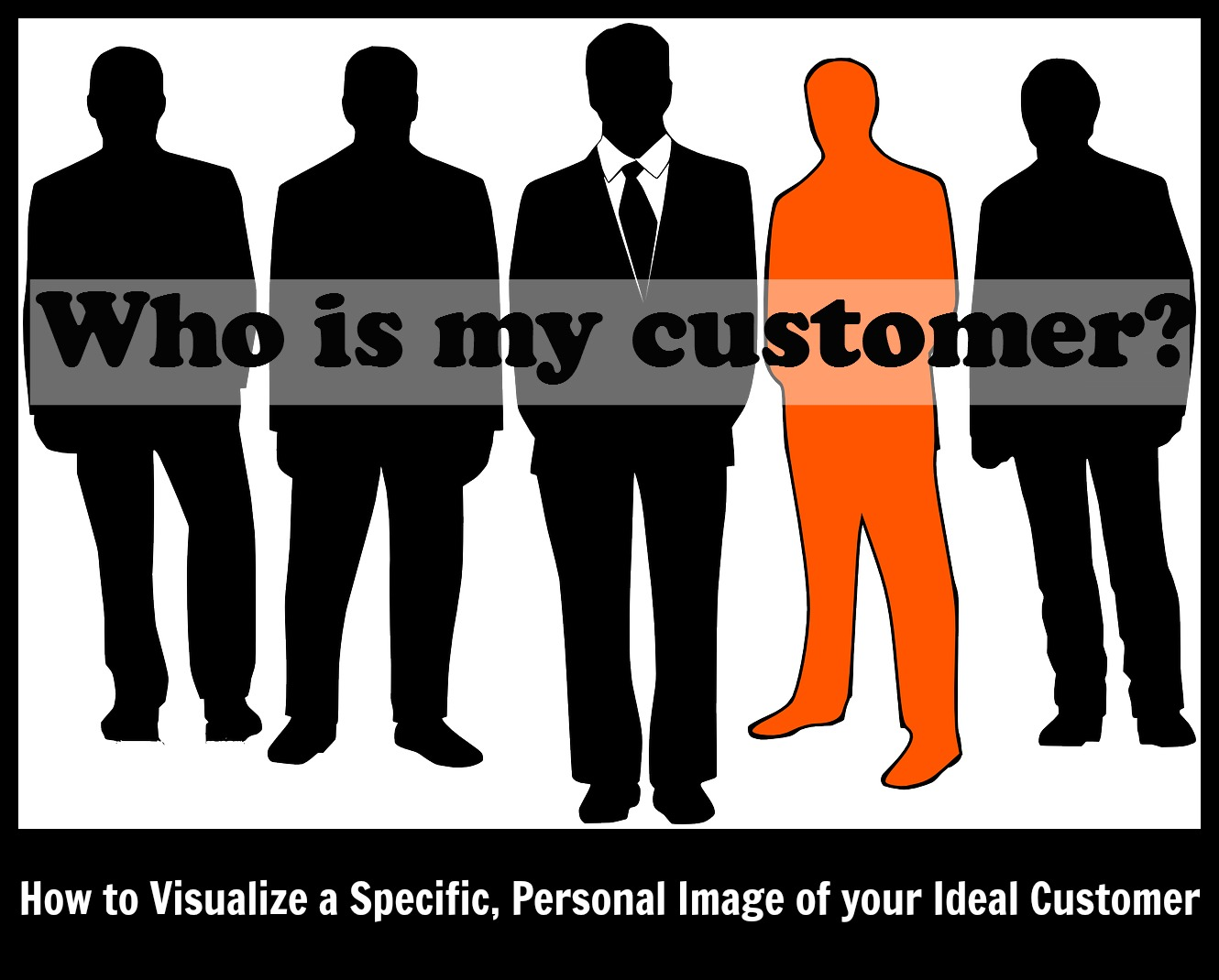 Creating a personal image of your ideal customer