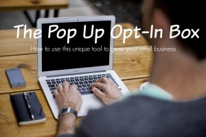 Getting Started with Popup Opt-in Boxes