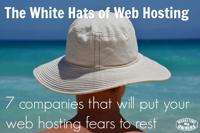 What hats of web hosting