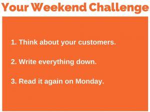 5 weekend challenge