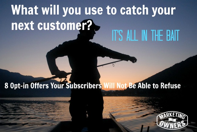 Fishing for your customers