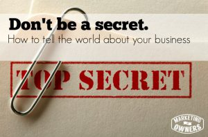 Do Not Be A Secret – 2