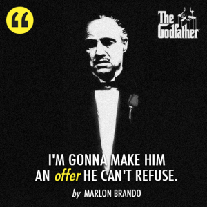 An Offer You Can't Refuse – 8 Opt-in Offers Your Subscribers Will Love