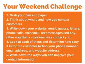 50 Weekend Challenge 5