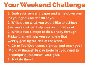 55 weekend challenge 5
