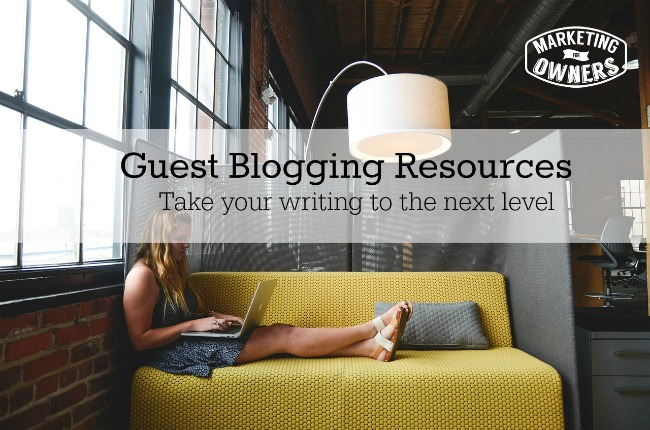 Guest Blogging Resources