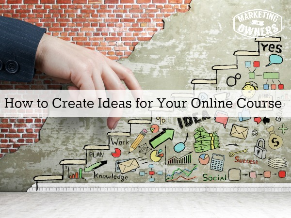86 how to create ideas for your online course