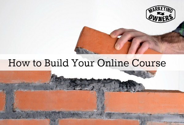 87 how to build your online course