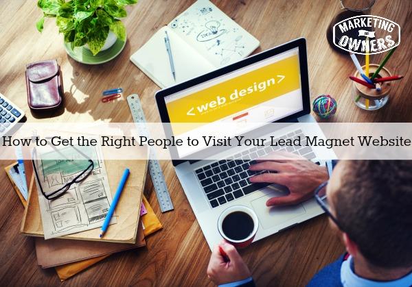 104 Lead Magnet website