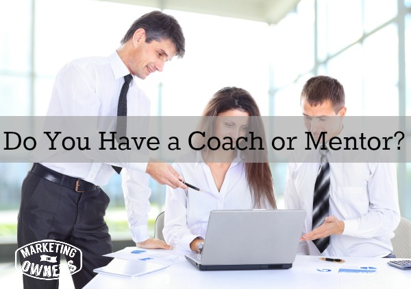 116 coach or mentor