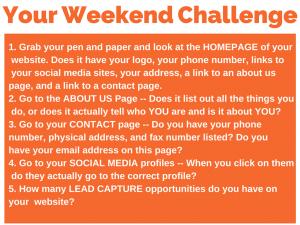 120 weekend challenge 5