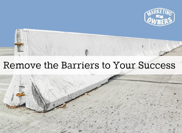 131 barriers to success