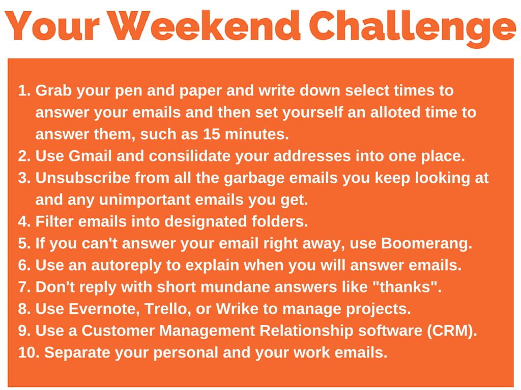150 weekend challenge 10