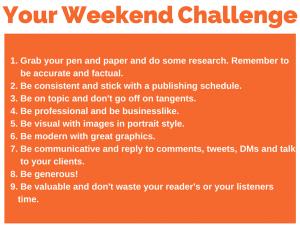 155 weekend challenge 9