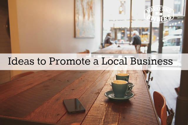 promote local business