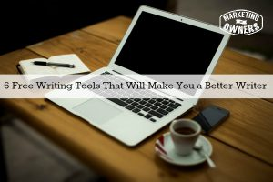 6 Free Writing Tools That Will Make You a Better Writer