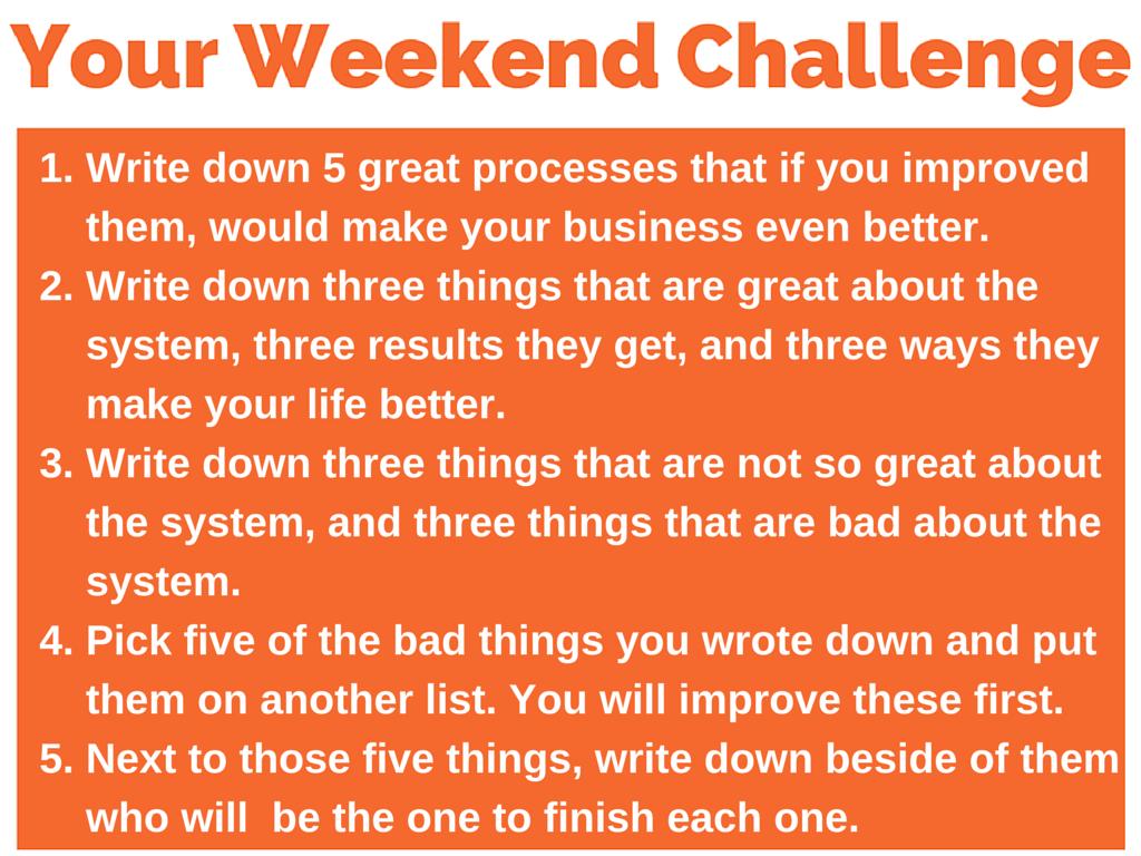165 weekend challenge 5
