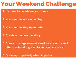 175 weekend challenge 6