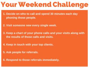 180 weekend challenge 6