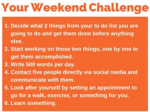 190 weekend challenge 6