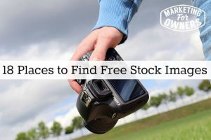 18 More Places to Find Free Stock Images for Your Website