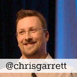 203 Chris Garrett