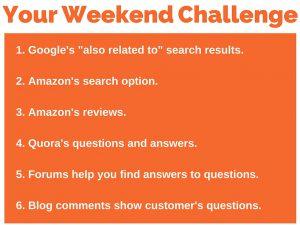 215 weekend challenge 6