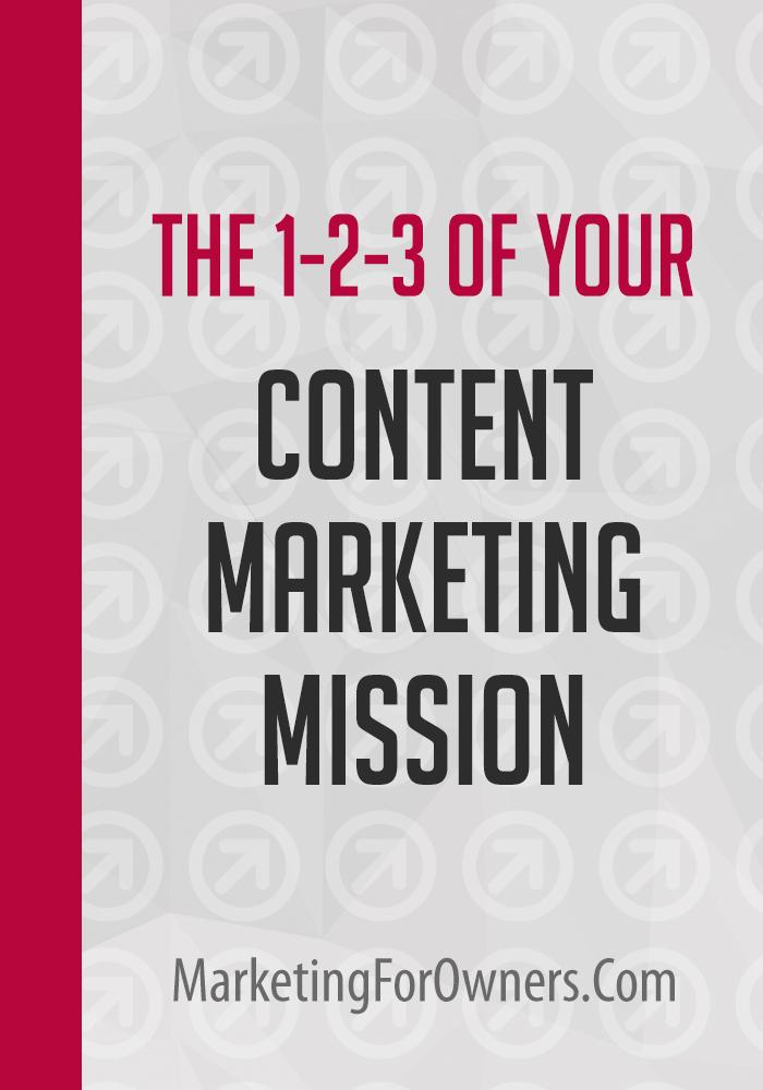 101 example B2B Marketing mission statements
