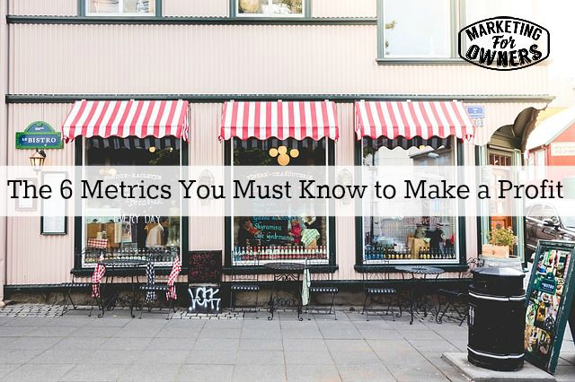 The 6 Metrics You Must Know to Make a Profit