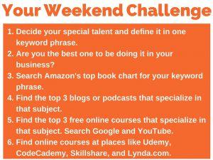 230 weekend challenge 6