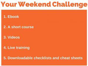 240 weekend challenge 5