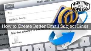 You Need Better Email Subject Lines #227