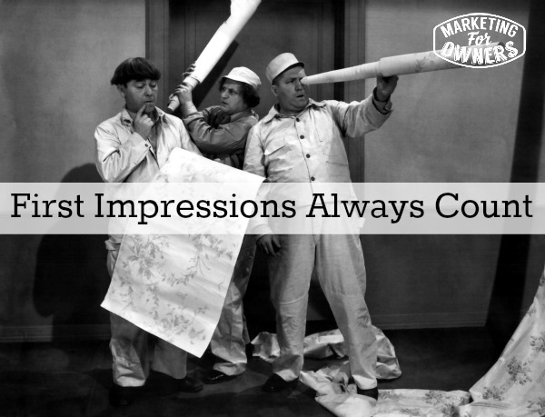 three stooges first impressions