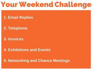 245 weekend challenge 5