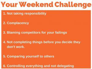 250 weekend challenge 6