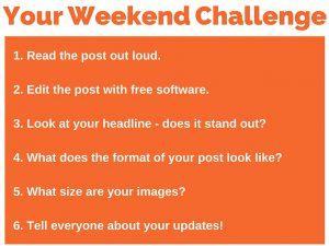 255 weekend challenge 6