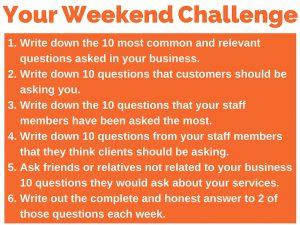 260 weekend challenge 6