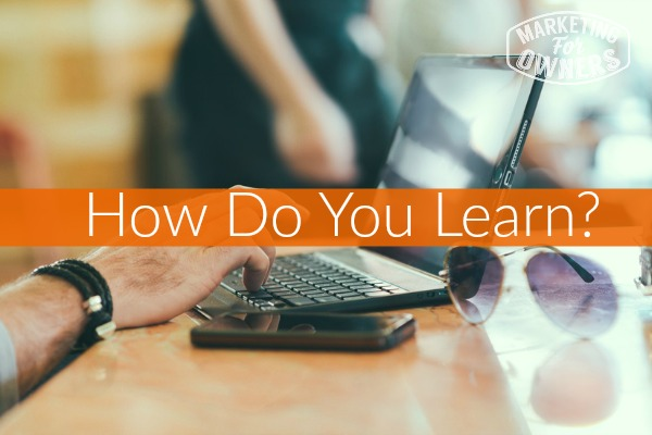 how do you learn