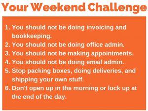 265 weekend challenge 6