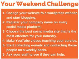 270 weekend challenge 6