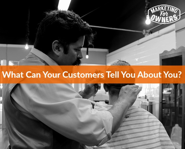 271 customers can tell you about you