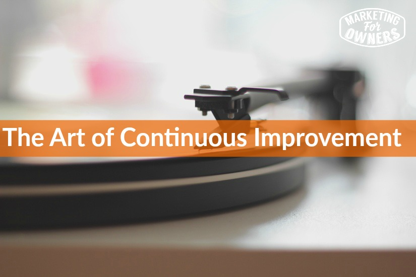 279 art of continuous improvement