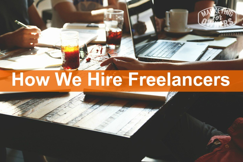 freelancers and outsourcers