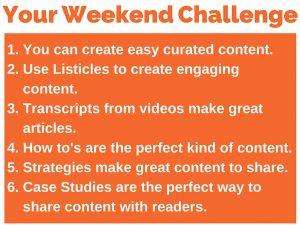 290 weekend challenge 6