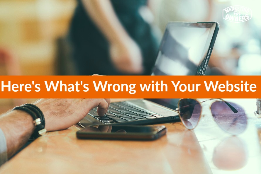 297 what is wrong with your website
