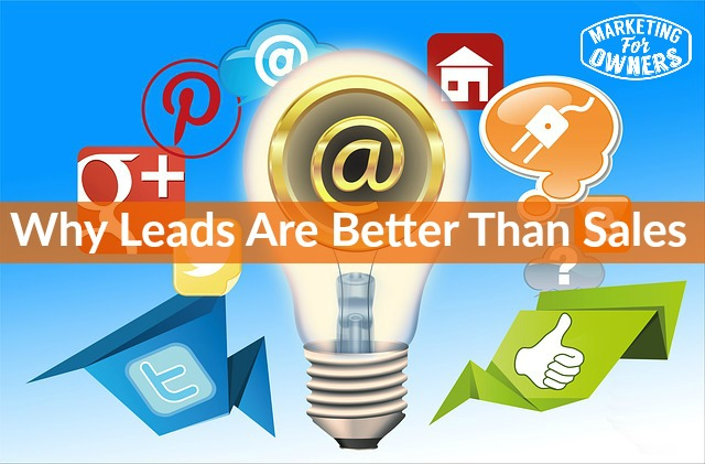 299 leads are better than sales