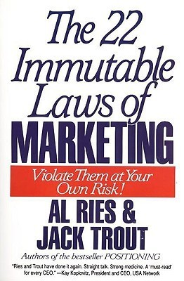 321 - 22 laws of immutable marketing