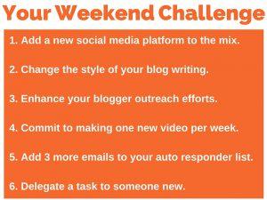 325 weekend challenge 6
