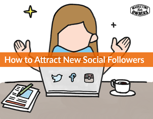 332 attract new social followers